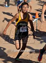 This MaxPreps.com professional photo is from the gallery Rio Rancho Jamboree (Boys Varsity Division) which features Farmington high school athletes playing  Cross Country. This photo was shot by John Denne and published on Denne.