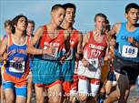 This MaxPreps.com professional photo is from the gallery Rio Rancho Jamboree (Boys Varsity Division) which features Crownpoint high school athletes playing  Cross Country. This photo was shot by John Denne and published on Denne.