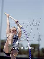 This MaxPreps.com professional photo is from the gallery CIF Southern Section Track and Field Divisional Finals (Girls Events) which features Rosary Academy high school athletes playing Girls Track & Field. This photo was shot by Phil Acosta and published on Acosta.