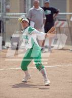 This MaxPreps.com professional photo is from the gallery Eagle Rock vs Leuzinger which features Eagle Rock high school athletes playing  Softball.