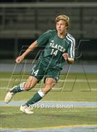 This MaxPreps.com professional photo is from the gallery Placer @ Center which features Placer high school athletes playing  Soccer.