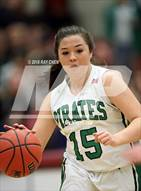 This MaxPreps.com professional photo is from the gallery St. Mary's vs. Lamar (CHSAA 3A Semifinal) which features St. Mary's high school athletes playing Girls Basketball.