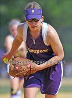 This MaxPreps.com professional photo is from the gallery Carle Place vs Rhinebeck (Class B Regional Final) which features Carle Place high school athletes playing  Softball. This photo was shot by Dave Anderson and published on Anderson.