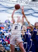 This MaxPreps.com professional photo is from the gallery Monroe-Woodbury vs. Warwick (Section 9 Class AA Final) which features Monroe-Woodbury high school athletes playing Girls Basketball. This photo was shot by William Pine and published on Pine.