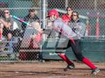 This MaxPreps.com professional photo features Chico high school Avery Smith playing  Softball. This photo was shot by Michael Turner and published on Turner.