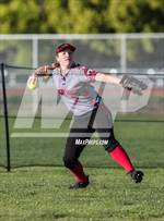 This MaxPreps.com professional photo features Chico high school Bailey Reid playing  Softball. This photo was shot by Michael Turner and published on Turner.