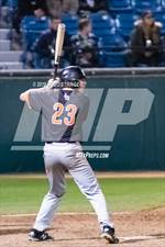 This MaxPreps.com professional photo features Los Gatos high school Luke Short playing  Baseball. This photo was shot by Doug Stringer and published on Stringer.