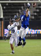 This MaxPreps.com professional photo is from the gallery Bellarmine vs. Santa Margarita (CIF State D1 Final) which features Santa Margarita high school athletes playing  Football.