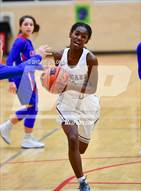 This MaxPreps.com professional photo is from the gallery Fort Bend Kempner vs Leander (Mira's Texas Riviera Tournament) which features Fort Bend Kempner high school athletes playing Girls Basketball.