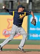 This MaxPreps.com professional photo is from the gallery Glendora @ Yucaipa (CIF SS D2 Final) which features Yucaipa high school athletes playing  Baseball.