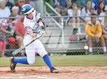 This MaxPreps.com professional photo features Caldwell Academy high school Eli Hopkins playing  Baseball. This photo was shot by Steven Worthy and published on Worthy.