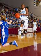 This MaxPreps.com professional photo is from the gallery Barbers Hill vs Ozen (UIL 4A Region 3 Final) which features Ozen high school athletes playing Girls Basketball.