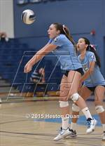 This MaxPreps.com professional photo is from the gallery Woodbridge @ Corona del Mar which features Woodbridge high school athletes playing  Volleyball. This photo was shot by Heston Quan and published on Quan.