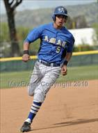 This MaxPreps.com professional photo is from the gallery Bishop Amat @ St. Paul which features Bishop Amat high school athletes playing  Baseball.