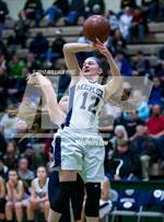 This MaxPreps.com professional photo is from the gallery Mekeel Christian Academy vs. Watkins Glen (NYSPHSAA Class C Semifinal) which features Mekeel Christian Academy high school athletes playing Girls Basketball. This photo was shot by William Pine and published on Pine.
