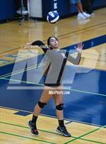 This MaxPreps.com professional photo features Agua Fria high school Brianna Sanchez playing  Volleyball. This photo was shot by Mark Jones and published on Jones.