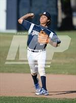 This MaxPreps.com professional photo is from the gallery El Monte @ Gabrielino which features Gabrielino high school athletes playing  Baseball. This photo was shot by Daryl Chan and published on Chan.