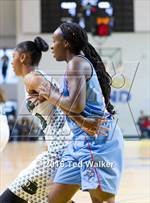 This MaxPreps.com professional photo features North Salinas high school Sherise Robinson playing Girls Basketball. This photo was shot by Ted Walker and published on Walker.