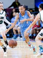 This MaxPreps.com professional photo features North Salinas high school Danae Snell playing Girls Basketball. This photo was shot by Ted Walker and published on Walker.