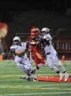 This MaxPreps.com professional photo is from the gallery Cathedral Catholic vs. Central Catholic (2016 Honor Bowl) which features Central Catholic high school athletes playing  Football.