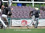 This MaxPreps.com professional photo is from the gallery Kaiser vs. Laguna Beach (CIF SS DIV 4 Final) which features Laguna Beach high school athletes playing  Baseball. This photo was shot by Louis Lopez and published on Lopez.