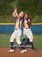 This MaxPreps.com professional photo features Pleasant Hill high school Sayler Todd playing  Softball. This photo was shot by Ryan Coody and published on Coody.