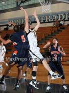This MaxPreps.com professional photo is from the gallery Chatsworth @ St. Francis (Falcon Classic) which features Chatsworth high school athletes playing  Basketball.