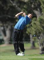 This MaxPreps.com professional photo is from the gallery CIF State Championships @ Santa Maria CC which features Monte Vista high school athletes playing  Golf. This photo was shot by Jann Hendry and published on Hendry.