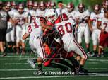 This MaxPreps.com professional photo is from the gallery Bradford @ Wilmot which features Wilmot high school athletes playing  Football. This photo was shot by David Fricke and published on Fricke.
