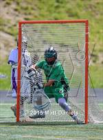 This MaxPreps.com professional photo features St. Mary's high school Dylan Tait playing  Lacrosse. This photo was shot by Matt Daniels and published on Daniels.
