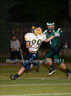 This MaxPreps.com professional photo is from the gallery Elliot Christian vs. Big Valley Christian which features Big Valley Christian high school athletes playing  Football.