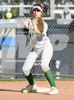 This MaxPreps.com professional photo features Monrovia high school Ashley Oliva playing  Softball. This photo was shot by Daryl Chan and published on Chan.