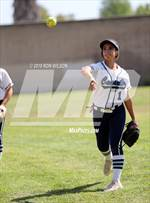 This MaxPreps.com professional photo features Camarillo high school Savannah Truba playing  Softball. This photo was shot by Ron Wilson and published on Wilson.