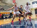 This MaxPreps.com professional photo is from the gallery Stevens vs. O'Connor which features Stevens high school athletes playing  Basketball. This photo was shot by Kenneth Toso and published on Toso.