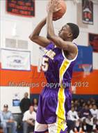 This MaxPreps.com professional photo is from the gallery South Shore @ Jefferson which features South Shore high school athletes playing  Basketball.