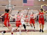This MaxPreps.com professional photo is from the gallery Arbor View vs Faith Lutheran which features Arbor View high school athletes playing Girls Basketball. This photo was shot by Jules Karney and published on Karney.