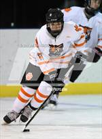 This MaxPreps.com professional photo is from the gallery Sleepy Hollow/Irvington/Dobbs Ferry @ White Plains which features Sleepy Hollow/Irvington high school athletes playing  Ice Hockey. This photo was shot by Jim Sannerud and published on Sannerud.