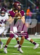 This MaxPreps.com professional photo is from the gallery Magnolia vs Magnolia West which features Magnolia West high school athletes playing  Football.