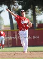 This MaxPreps.com professional photo is from the gallery Stockdale @ Centennial which features Centennial high school athletes playing  Baseball.