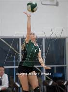 This MaxPreps.com professional photo is from the gallery St. Petersburg vs John Paul II Catholic (Annual Keswick Invitational Tournament) which features St. Petersburg high school athletes playing  Volleyball.