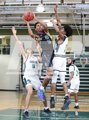 Colonial Forge vs South County (George Long Holiday Hoops Tournament)