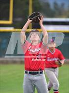 This MaxPreps.com professional photo is from the gallery Saratoga @ Los Altos which features Saratoga high school athletes playing  Baseball.