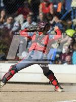 This MaxPreps.com professional photo features Brighton high school MacKenzi Kroll playing  Softball. This photo was shot by Jeffery Tucker and published on Tucker.
