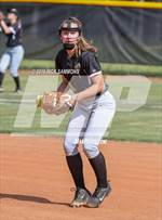 This MaxPreps.com professional photo features Hayesville high school Lila Payne playing  Softball. This photo was shot by Rick Sammons and published on Sammons.