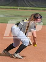 This MaxPreps.com professional photo features Hayesville high school Brelynn Lovingood playing  Softball. This photo was shot by Rick Sammons and published on Sammons.