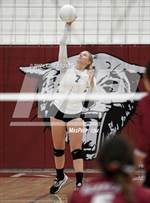 This MaxPreps.com professional photo is from the gallery San Luis Obispo @ Paso Robles which features Paso Robles high school athletes playing  Volleyball. This photo was shot by Larry Aronat and published on Aronat.