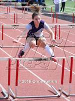 This MaxPreps.com professional photo is from the gallery Doherty Spartan Invitational  which features Cripple Creek-Victor high school athletes playing Girls Track & Field. This photo was shot by Chris Fehrm and published on Fehrm.