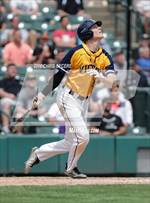 This MaxPreps.com professional photo features Victor high school Louie Schafer playing  Baseball. This photo was shot by Chris Cecere and published on Cecere.