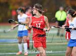 This MaxPreps.com professional photo features North Rockland high school Samantha Walker playing  Field Hockey. This photo was shot by Jim Stout and published on Stout.