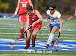 This MaxPreps.com professional photo features North Rockland high school  and Jenna Fox playing  Field Hockey. This photo was shot by Jim Stout and published on Stout.